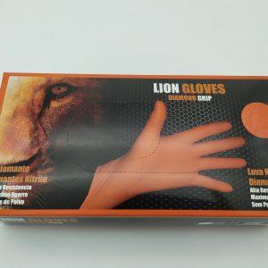 Guante nitrilo Lion