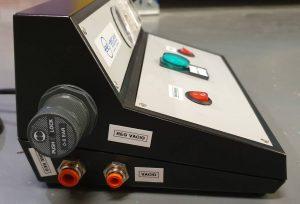 regulador de vacío testeador de latas