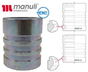 Casquillo M00930-12 de Manuli